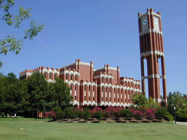 University of Oklahoma, Bizzell Library
