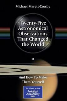 Marett-Crosby, Twenty-Five Astronomical Observations that Changed the World