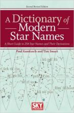 Kunitzsch and Smart, Dictionary of Modern Star Names