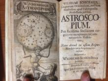 William Schickard, Astroscopium (1698)